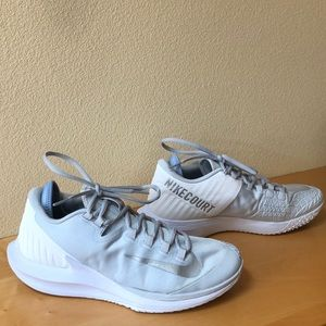 Nike court shoes! (Tennis)